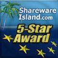 Awarded 5 stars!